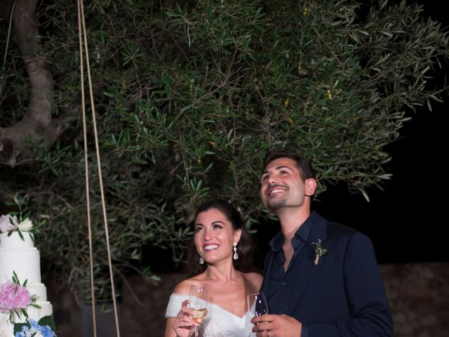 Il matrimonio di Lorenzo e Graziana a Bari, Bari 83