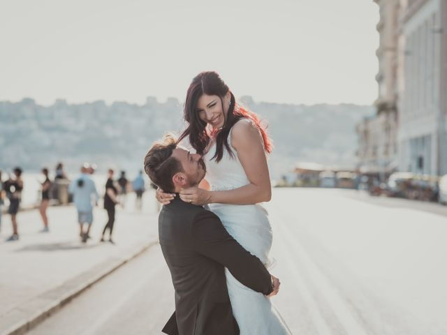 Il matrimonio di Roberto e Roberta a Napoli, Napoli 52