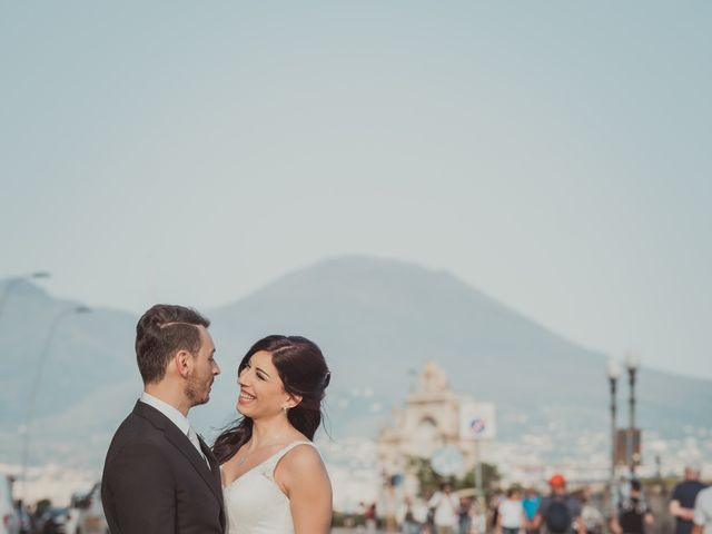 Il matrimonio di Roberto e Roberta a Napoli, Napoli 56