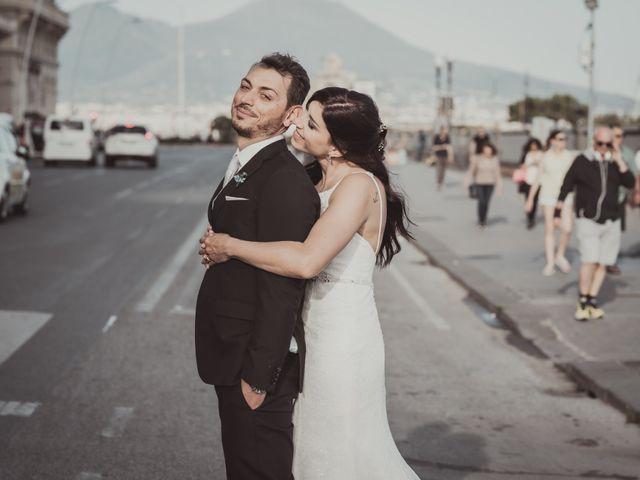 Il matrimonio di Roberto e Roberta a Napoli, Napoli 58