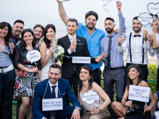Il matrimonio di Roberto e Roberta a Napoli, Napoli 80
