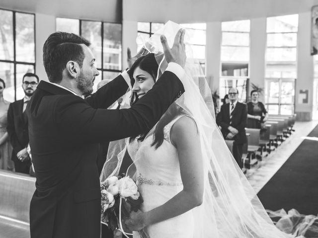 Il matrimonio di Roberto e Roberta a Napoli, Napoli 100