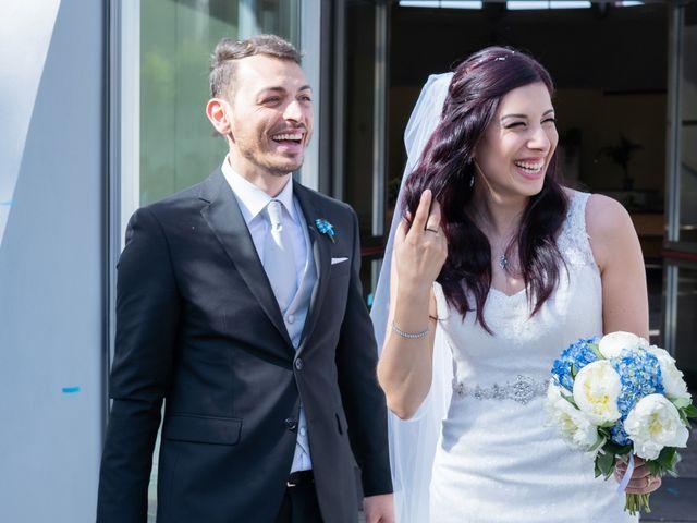 Il matrimonio di Roberto e Roberta a Napoli, Napoli 107