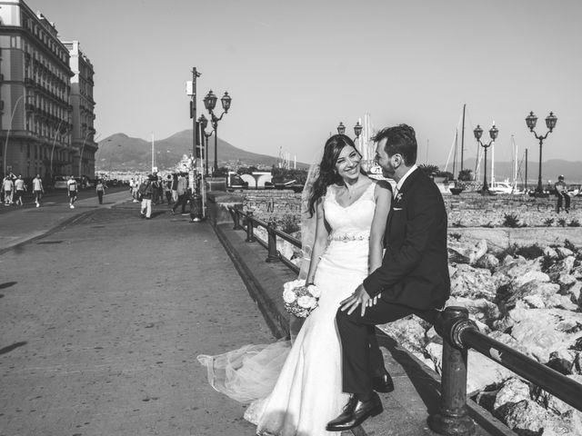 Il matrimonio di Roberto e Roberta a Napoli, Napoli 108