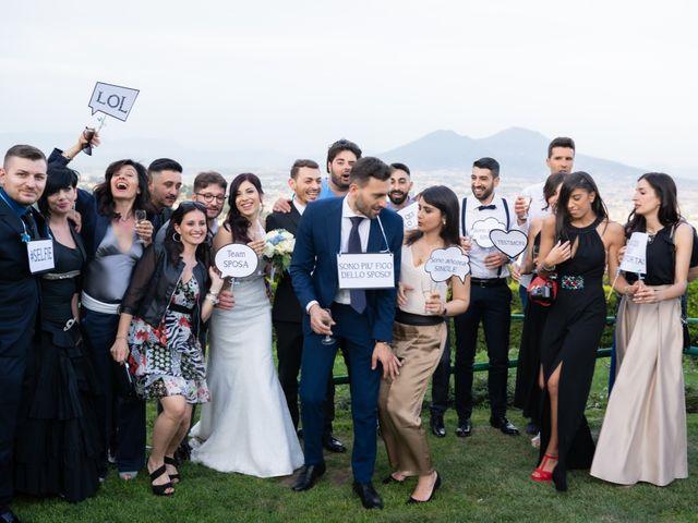 Il matrimonio di Roberto e Roberta a Napoli, Napoli 115