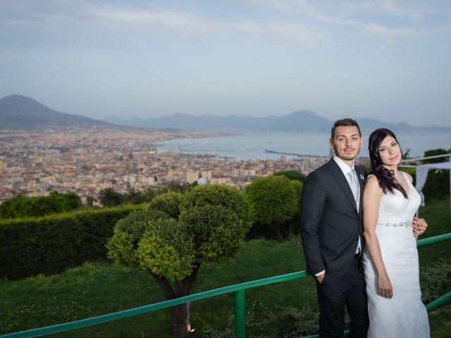 Il matrimonio di Roberto e Roberta a Napoli, Napoli 118