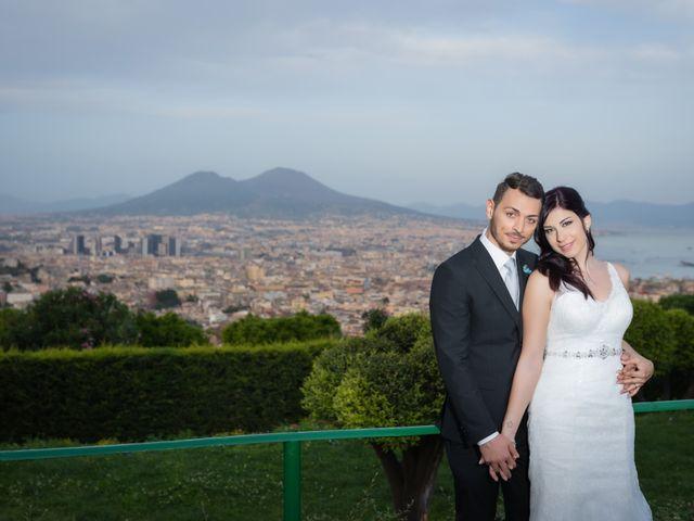 Il matrimonio di Roberto e Roberta a Napoli, Napoli 120