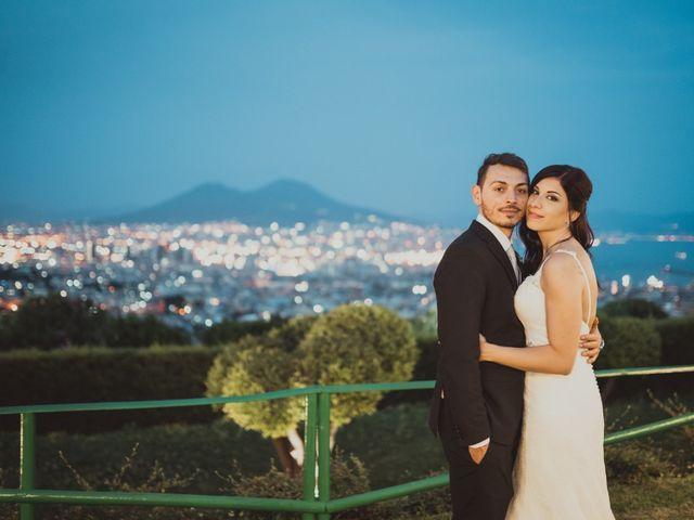 Il matrimonio di Roberto e Roberta a Napoli, Napoli 125