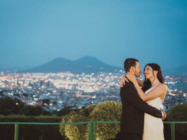 Il matrimonio di Roberto e Roberta a Napoli, Napoli 127