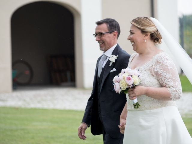 Le nozze di Lucia e Mauro