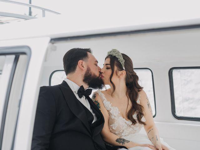 Le nozze di Rebecca e Salvatore