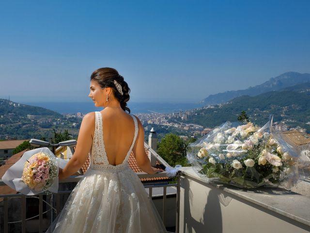 Il matrimonio di Carmine e Anna a Salerno, Salerno 8