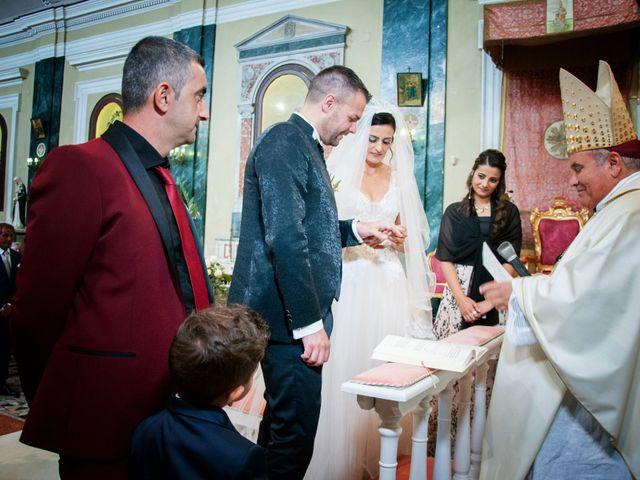 Il matrimonio di Gabriella e Fabio a Capaccio Paestum, Salerno 11