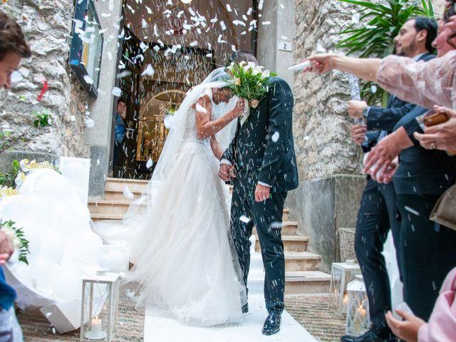 Il matrimonio di Gabriella e Fabio a Capaccio Paestum, Salerno 12