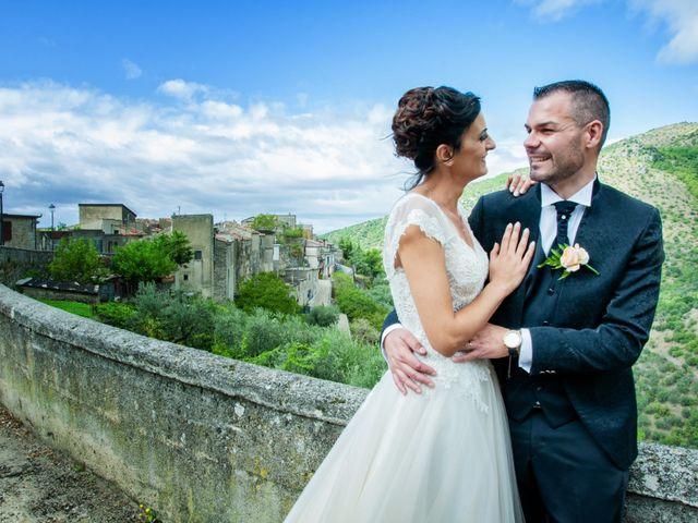 Il matrimonio di Gabriella e Fabio a Capaccio Paestum, Salerno 16