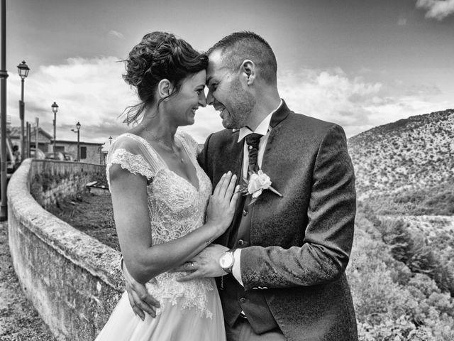 Il matrimonio di Gabriella e Fabio a Capaccio Paestum, Salerno 17