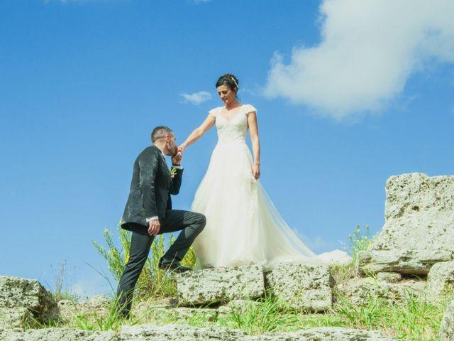 Il matrimonio di Gabriella e Fabio a Capaccio Paestum, Salerno 20