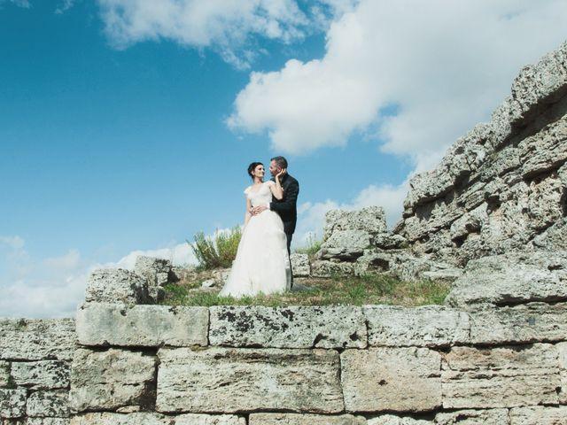 Il matrimonio di Gabriella e Fabio a Capaccio Paestum, Salerno 21