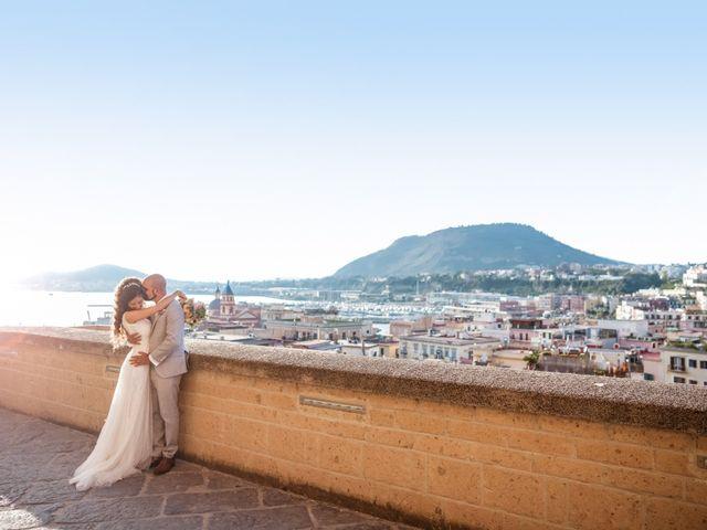 Il matrimonio di Arabella e Joao a Napoli, Napoli 48
