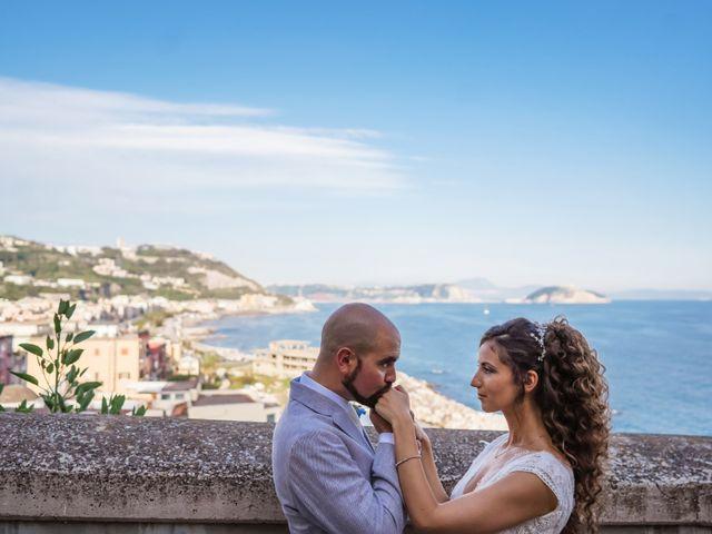 Il matrimonio di Arabella e Joao a Napoli, Napoli 55
