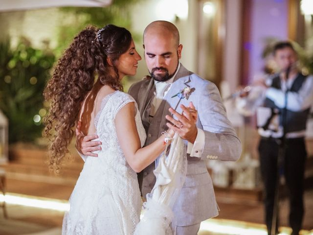 Il matrimonio di Arabella e Joao a Napoli, Napoli 85