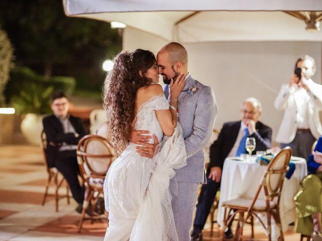 Il matrimonio di Arabella e Joao a Napoli, Napoli 86