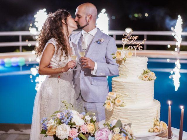 Il matrimonio di Arabella e Joao a Napoli, Napoli 98