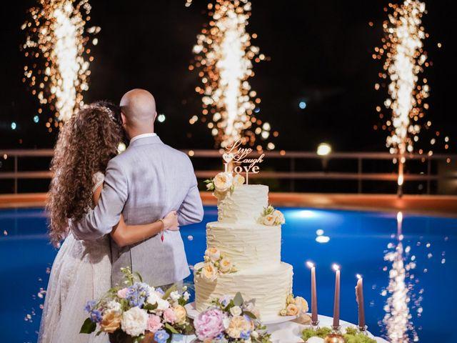 Il matrimonio di Arabella e Joao a Napoli, Napoli 99
