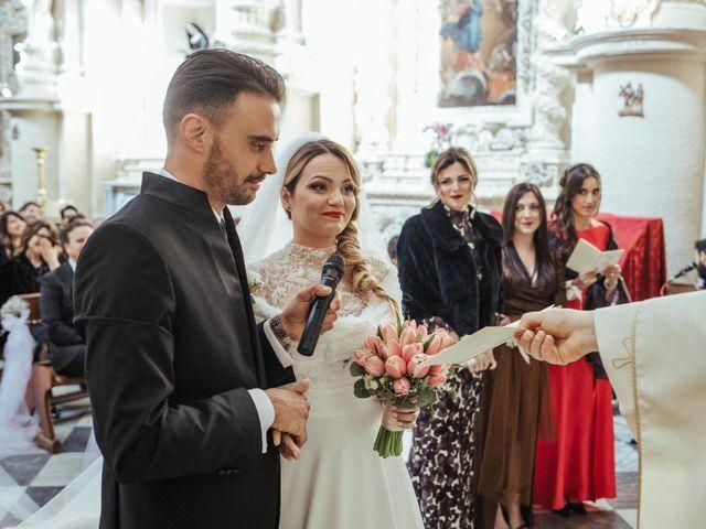 Il matrimonio di Melissa e Biagio a Lecce, Lecce 12