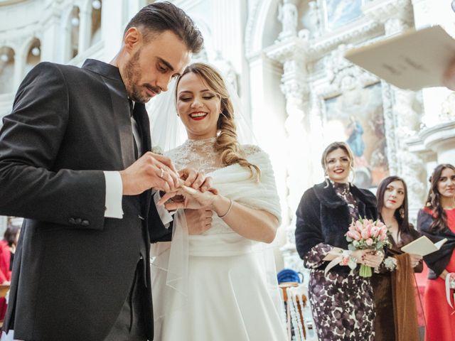 Il matrimonio di Melissa e Biagio a Lecce, Lecce 13