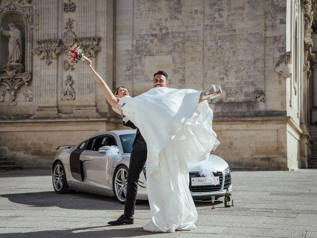 Il matrimonio di Melissa e Biagio a Lecce, Lecce 15