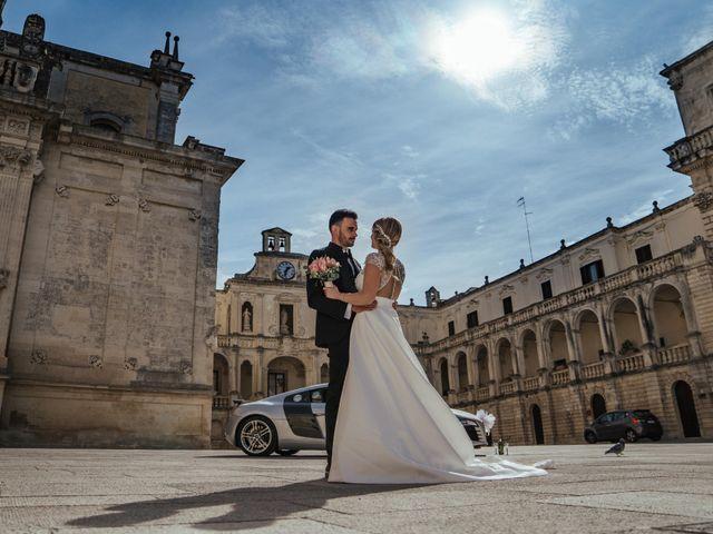 Il matrimonio di Melissa e Biagio a Lecce, Lecce 16
