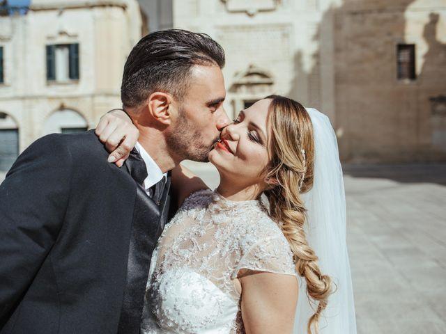 Il matrimonio di Melissa e Biagio a Lecce, Lecce 17