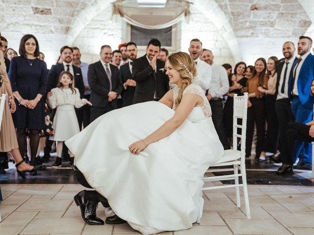 Il matrimonio di Melissa e Biagio a Lecce, Lecce 25