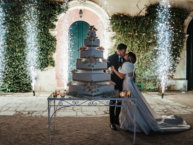 Il matrimonio di Melissa e Biagio a Lecce, Lecce 28