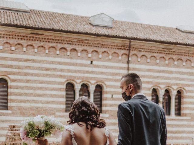 Il matrimonio di Bojan e Alessandra a Verona, Verona 16
