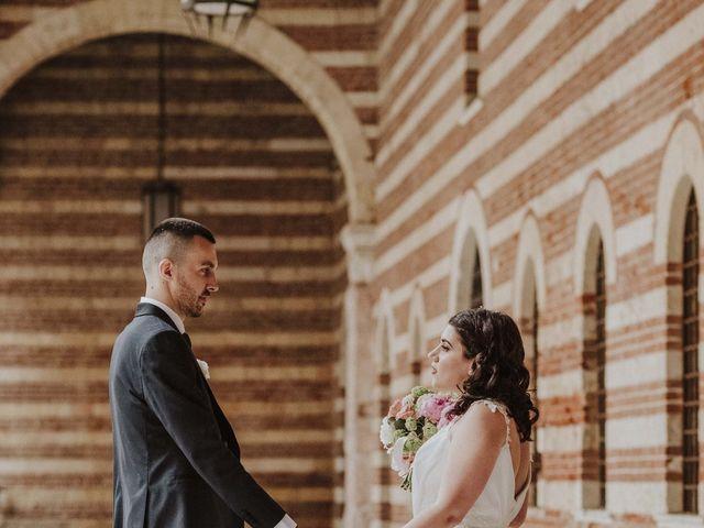 Il matrimonio di Bojan e Alessandra a Verona, Verona 27