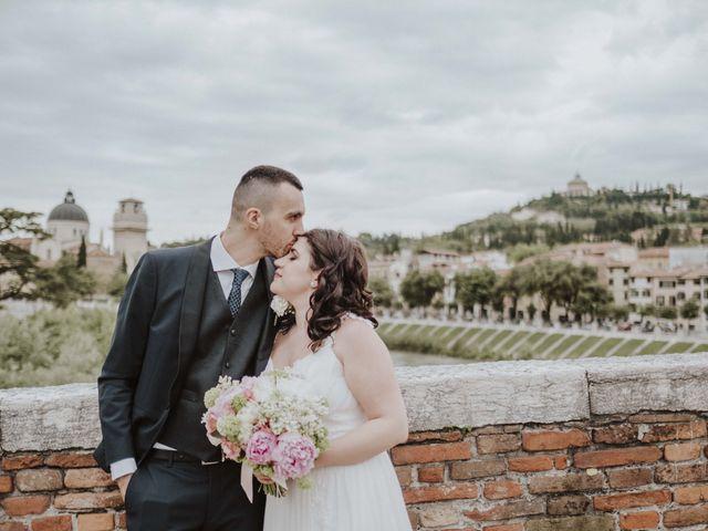 Il matrimonio di Bojan e Alessandra a Verona, Verona 31