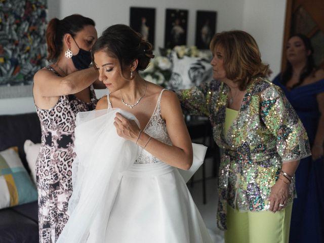 Il matrimonio di Armando e Federica a Vico Equense, Napoli 22