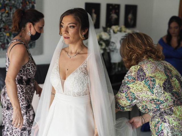 Il matrimonio di Armando e Federica a Vico Equense, Napoli 23