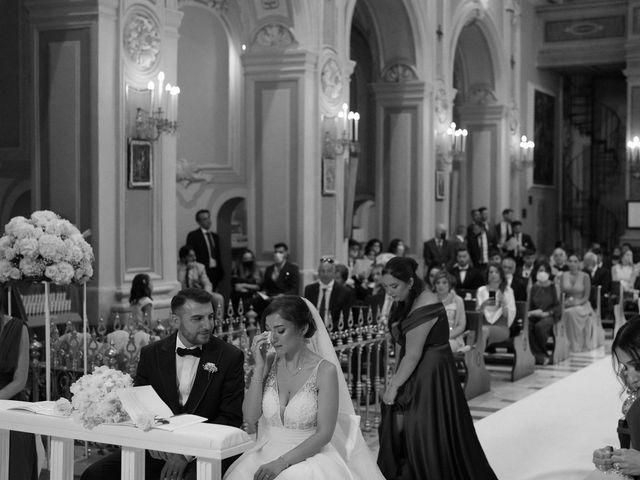 Il matrimonio di Armando e Federica a Vico Equense, Napoli 29