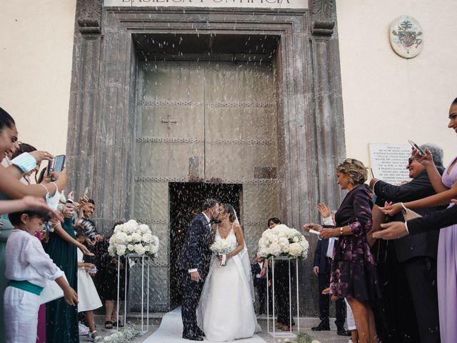 Il matrimonio di Armando e Federica a Vico Equense, Napoli 30
