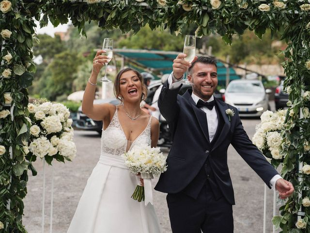 Il matrimonio di Armando e Federica a Vico Equense, Napoli 31