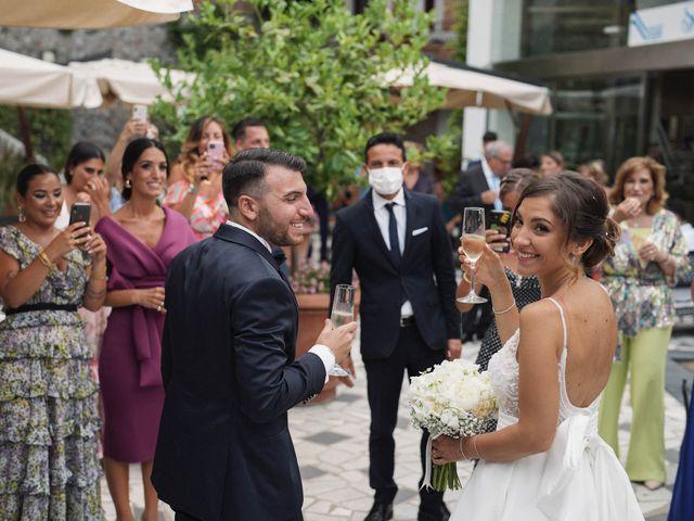 Il matrimonio di Armando e Federica a Vico Equense, Napoli 32