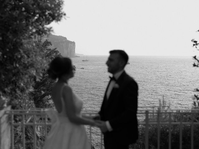 Il matrimonio di Armando e Federica a Vico Equense, Napoli 33