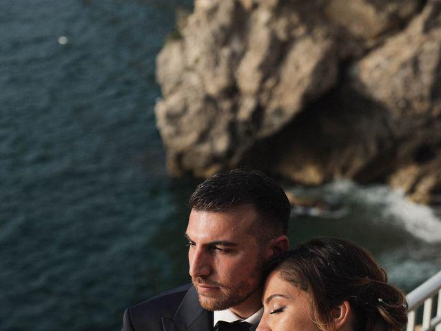Il matrimonio di Armando e Federica a Vico Equense, Napoli 37