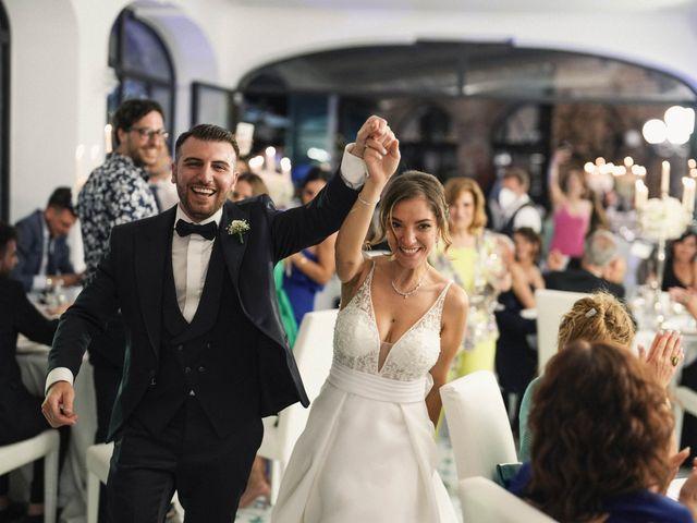 Il matrimonio di Armando e Federica a Vico Equense, Napoli 43