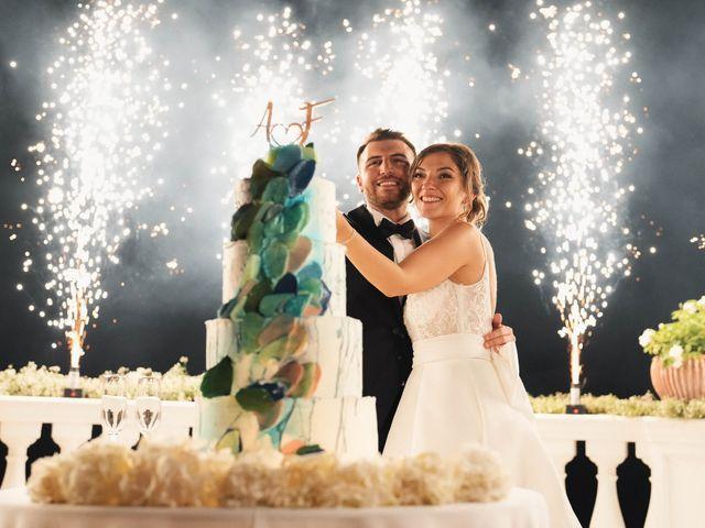 Le nozze di Federica e Armando