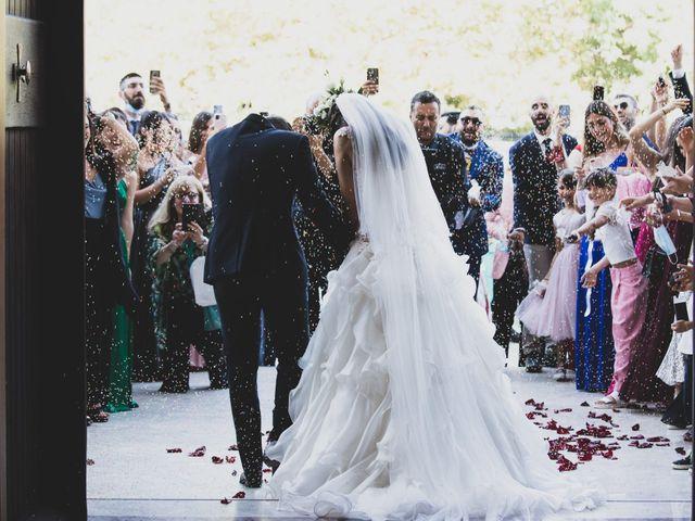 Il matrimonio di Massimiliano e Marta a Roma, Roma 15