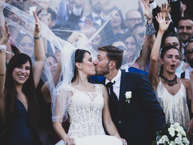 Il matrimonio di Massimiliano e Marta a Roma, Roma 17
